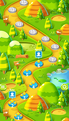 Hand Drawn Forest Game Pack - 4